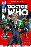 DOCTOR WHO 2015 FOUR DOCTORS #1 (OF 5) REG EDWARDS