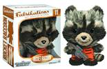FABRIKATIONS GOTG ROCKET RACCOON SOFT SCULPT PLUSH FIG