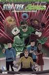 STAR TREK GREEN LANTERN #1 (OF 6)