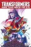TRANSFORMERS MORE THAN MEETS EYE #50